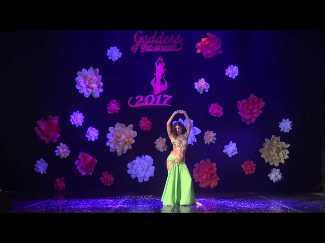 Goddess of the Orient 2017 - Sadie Marquardt - BELLY DANCE