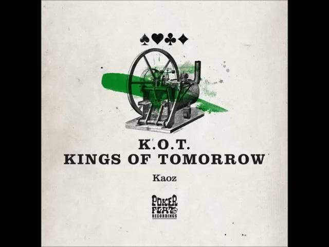 Kings Of Tomorrow - Kaoz (Dub) [POKER FLAT RECORDINGS]