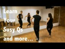 Learn Your Susy Q | Salsa Footwork Lesson 13