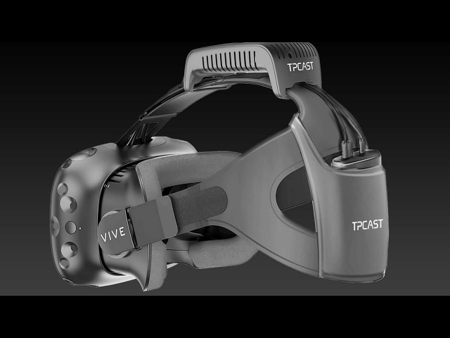 Hands-On: TPCAST Wireless Upgrade Kit Promo【VR for HTC Vive】