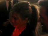 Jennifer Aniston - Signing Autographs - He's Just Not That Into You - Premiere - Feb. 2, 2009