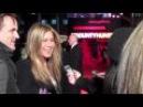 Sexy Jennifer Aniston at The Bounty Hunter premiere