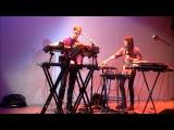 Xeno and Oaklander - Ladyshave (live Fad Gadget cover)