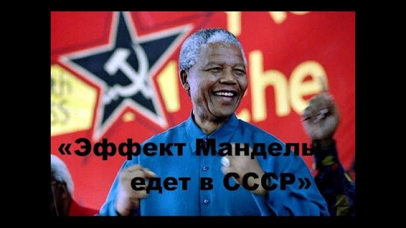 Сотовая Земля: «Эффект Манделы едет в СССР»