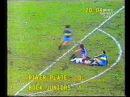 CAMPEONATO METROPOLITANO 1980-River 2-Boca 1, goles de Pasarella y Luque, 15 de Junio