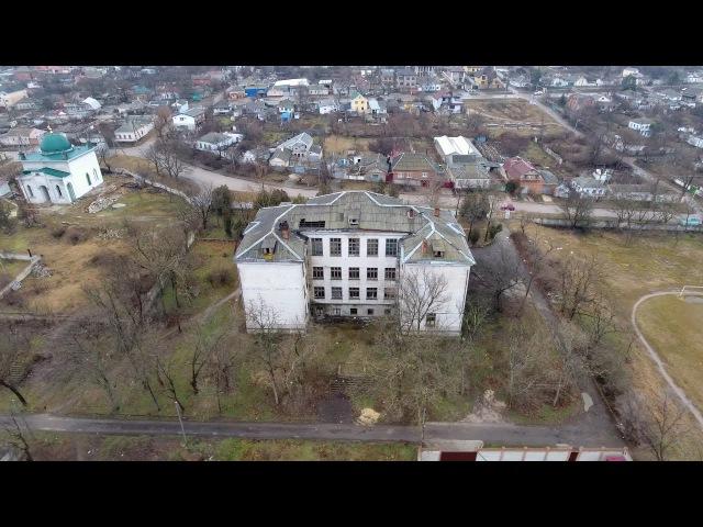Крымъ 4K: Гибнущее зданіе керченской школы № 6