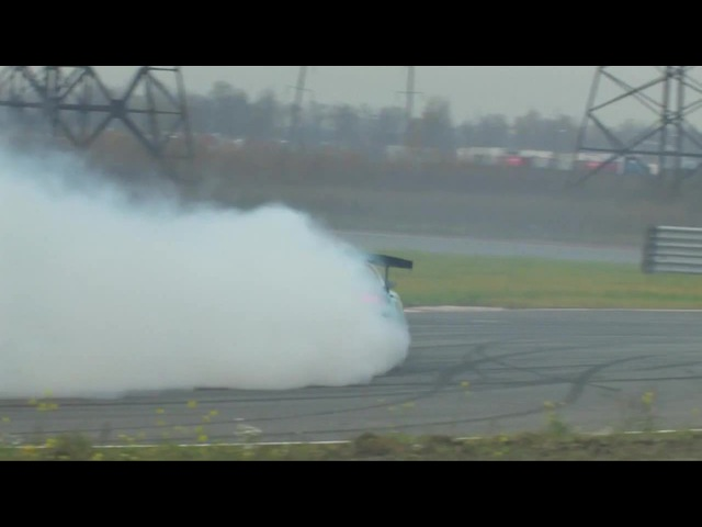 The superb Girl Drifting in Toyota Supra | New Born - MUSE