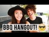 VLOG: Australian BBQ Hangout Cooking w/ my Boyfriend!