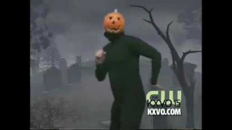 Dancing pumpkin weatherman - you reposted in the wrong neighborhood