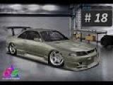 Обзор авто Nissan SKYLINE GT-R (R33). Игра Drift Sports