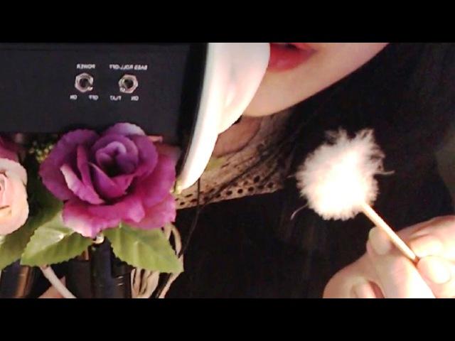 ASMR Korean Ear and Neck Massage, Ear Cleaning 귀청소와 마사지