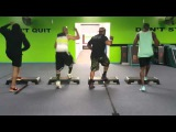 Xtreme Hip Hop with Phil  Sweat