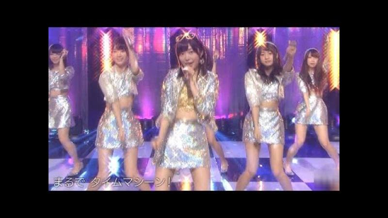 [HD] AKB48 ハロウィン・ナイト LIVE セクシーミニスカVer 指原莉乃センター Halloween Night