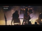 NOKTURNAL MORTUM - 3 - З Чортом За Пазухою - Live@Monteray, Kiev 24.06.2017 (multicam)