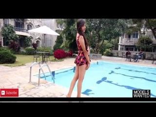 Bikini Models naked Photoshoot 2016-Naked Fashion show in full hd