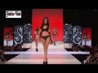 Sexy black & white lingerie trends 2017-Paris Naked Fashion Show in full hd