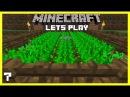 Lets Play Minecraft   7  ∎Что за жмот на жителе?∎