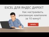 Как настроить Яндекс Директ за 10 минут. Контекстная реклама
