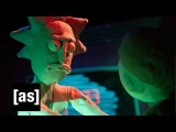 Rick and Morty The Non-Canonical Adventures: Blade Runner | Adult Swim