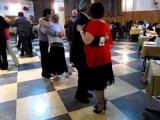 Martha Anton and El Gallego Manolo - Social dancing at Glorias Argentinas, October 16, 2010