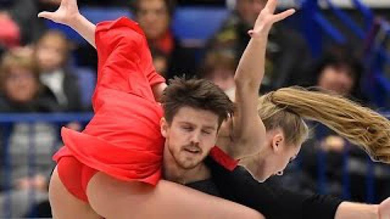 Aleksandra Stepanova | Ivan Bukin FD 2017 European Championship