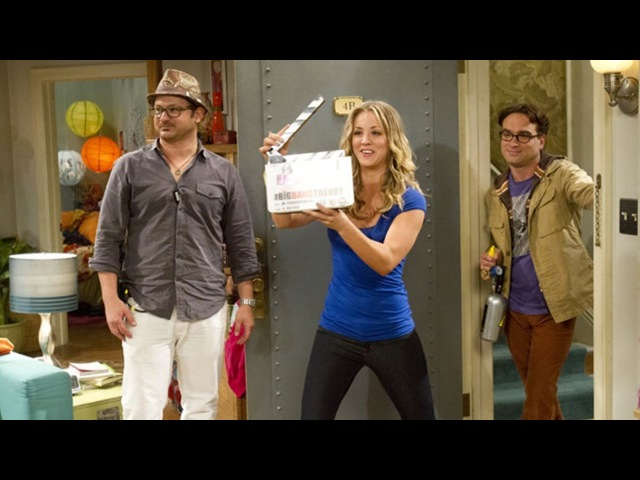 Funniest Bloopers: The Big Bang Theory