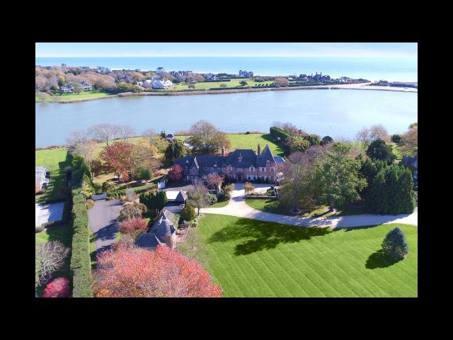 Hamptons Real Estate – Normandy House – First Neck Lane, Southampton