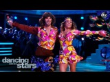 Jana & Glebs Samba - Dancing with the Stars