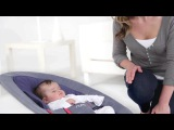 Nuna Leaf Curv - шезлонг-качели для малышей