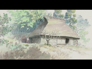 Трейлер. Сказание о принцессе Кагуя (2013)  Оригинал 