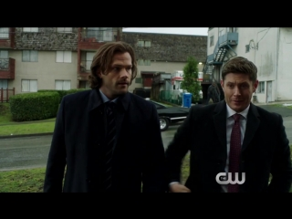 Supernatural _ Somewhere Between Heaven and Hell Scene _ The CW