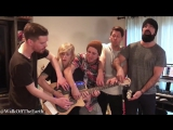 Новый кавер от Walk off the Earth ( All Time Low - Jon Bellion)