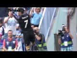 Cristiano Ronaldo Goal - Malaga vs Real Madrid 0-1 - May 2017