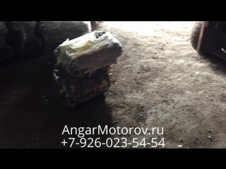 Отправка Двигателя Кия Церато Оптима Соренто Хюндай ай икс 2.4 G4KE отправка из Москвы в Казань