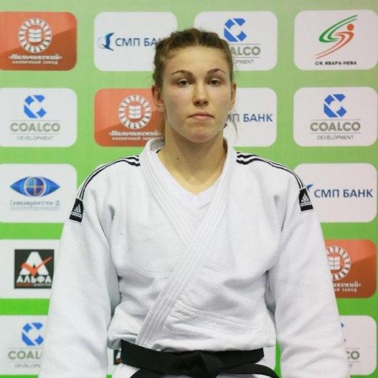 Шмелева попала в рейтинг Всемирной федерации дзюдо