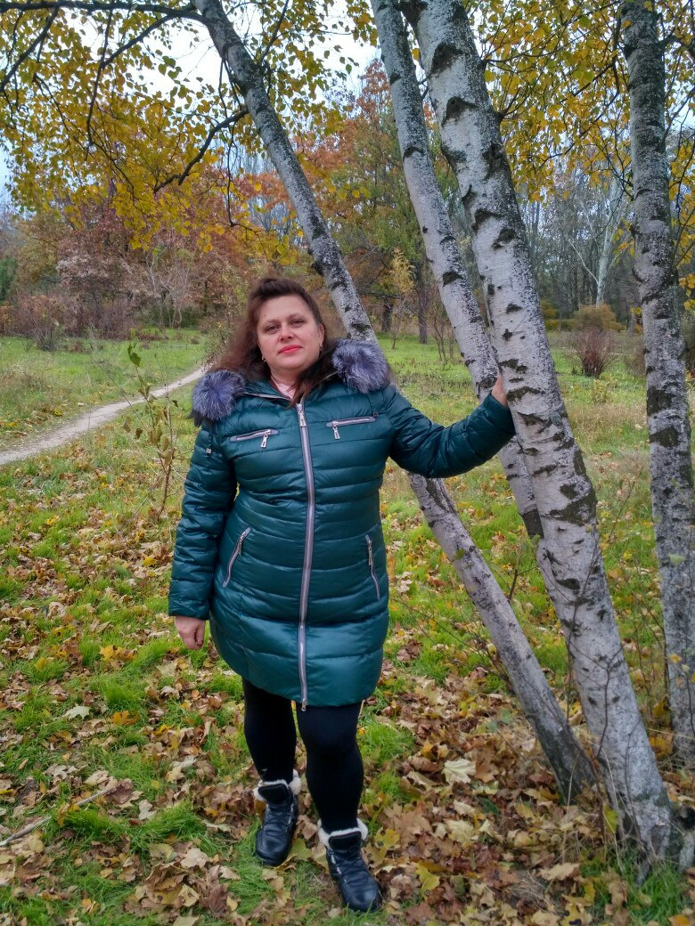 Елена Хижняк, Днепрорудное - фото №4