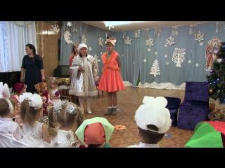 HD_Новогодний утренник Золушка 11гр 2016