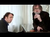 Jarvis Cocker und Chilly Gonzales spielen -Belle Boy-
