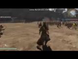 Dynasty Warriors 9 - геймплей