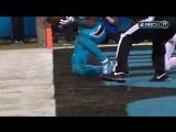 NFL 2016-2017  Week 11  New Orleans Saints - Carolina Panthers  Condensed Games  Сжатые игры  EN