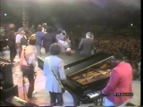Jerry Lee Lewis,Fats Domino,Ray Charles,James Brown - Rockn Roll Convention Rome 1989.mpg