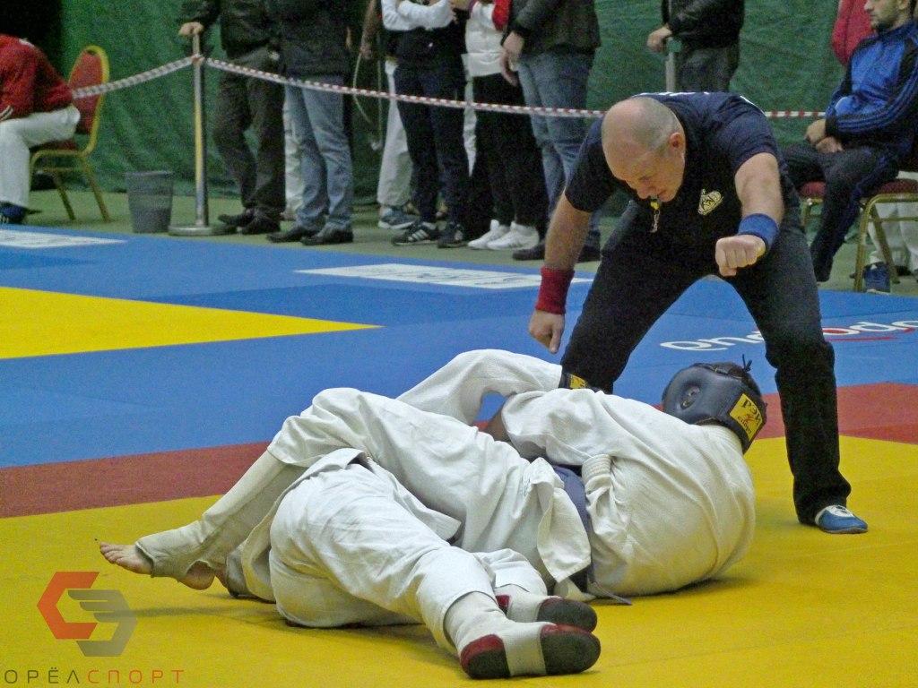 Орловцы выиграли два золота на Чемпионате ЦФО по рукопашному бою