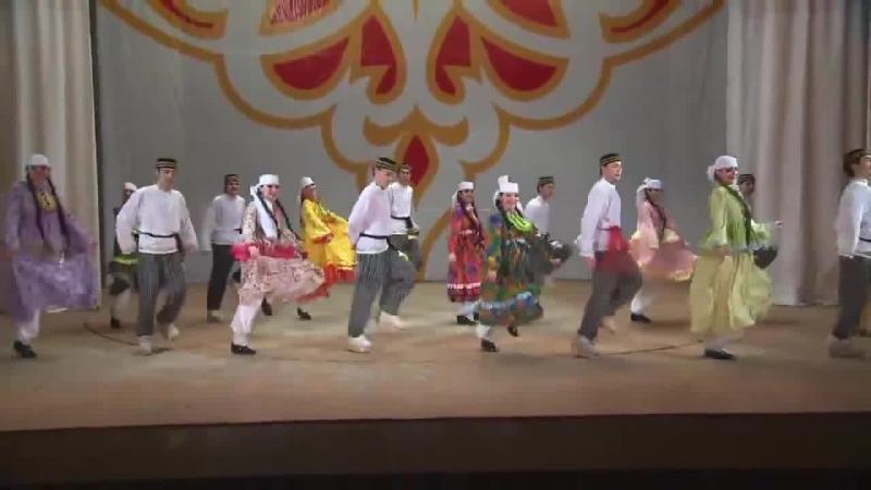 татар халык биюе балаларга видео