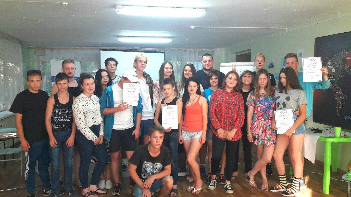 Члены молодежного парламента провели дебаты в