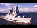 Военный корабль 21-ого века