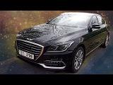 Genesis G80 Обзор автомобиля и Тест-драйв, Технические характеристики | Pro Автомобили