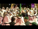 Trump takes part in traditional ardha dance in Saudi Arabia