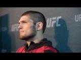 Хабиб Нурмагомедов не пришёл на взвешивание UFC 209. Поединок Нурмагомедова с Ферг ...