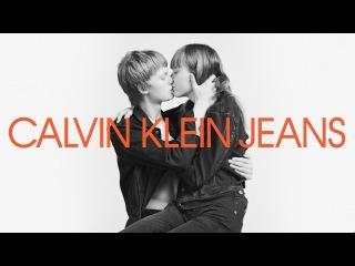 Calvin Klein Jeans Spring 2017