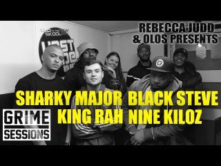 Grime Sessions - Sharky Major, Black Steve, King Rah, NineKiloz RESURGENCE